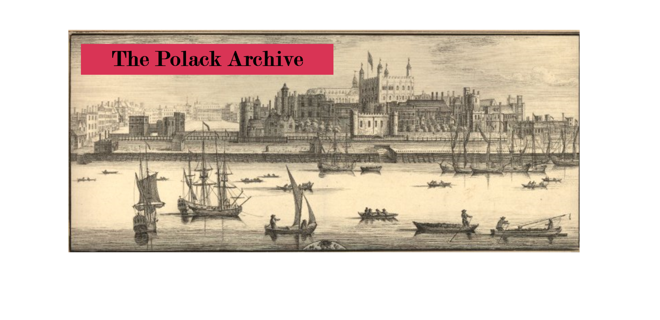 Maria Polack's Fiction Without Romance (1830): The Archive Edition